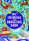 img - for My Coloring & Drawing Book book / textbook / text book