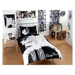 elvis presley bettwaesche yours 70 s elvis k che haushalt. Black Bedroom Furniture Sets. Home Design Ideas