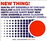 echange, troc Compilation, Archie Shepp - New Thing!