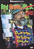 Red Green, DVD* (*Duct Tape Virtuoso Deluxe)