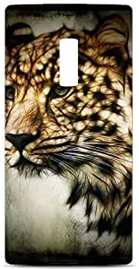 Digitex 1475 Back Cover For One Plus 2 (Multi-Colour)