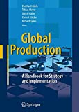 img - for Global Production: A Handbook for Strategy and Implementation book / textbook / text book