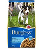 Burgess Supadog Puppy Dog Food (2kg)