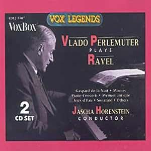 Maurice Ravel, Jascha Horenstein, Colonne Concerts Orchestra, Vlado