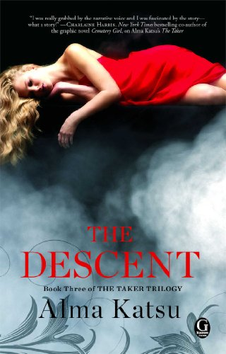 Image of The Descent: Book Three of the Taker Trilogy