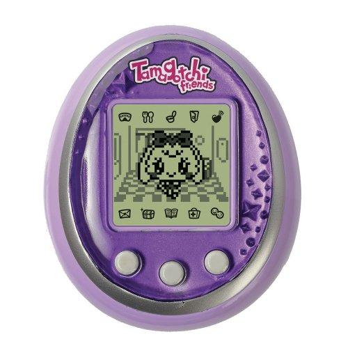Bandai - 37482 - Jeu Electronique - Tamagotchi Friends - Lcd - Bijou - Violet