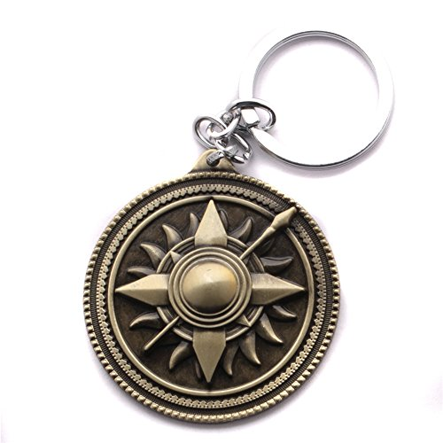game-of-thrones-house-martell-logo-alloy-keychain-pendant-bronze