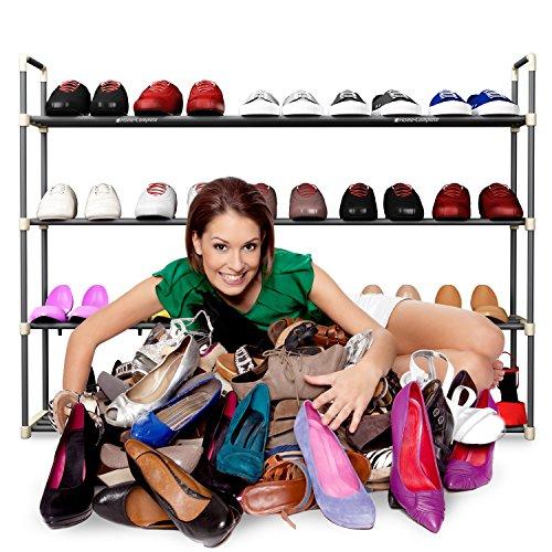 Best 24 Pairs Shoe Rack Organizer