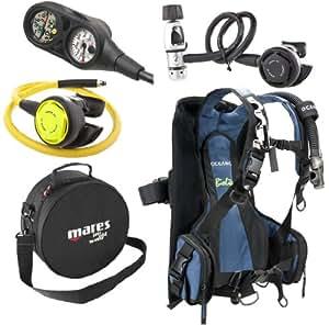 Oceanic biolite bcd scuba diving gear travel package sm - Oceanic dive equipment ...