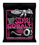 Ernie Ball 2723 super slinky cobalt 9-42 electric guitar strings (2 PACKS)