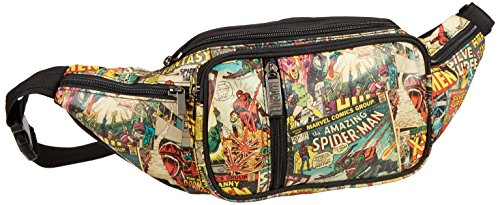 BB Designs Marvel Comics Classic Retro Fanny Pack