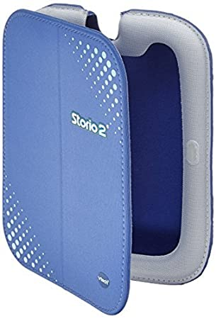 Vtech - 208149 - Jeu électronique - Storio 2 - Etui - bleu