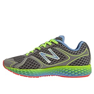 New Balance Women's Grey/Yellow W 980 10.5 2E US