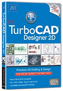 turbocad designer 2d pc software