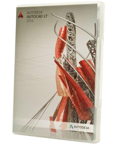 Autodesk AutoCAD LT 2014  Single Licence