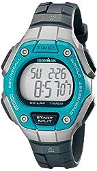 Timex Women's TW5K893009J Ironman Classic 30 Digital Watch With Black Resin Band