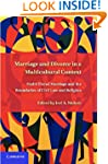 Marriage and Divorce in a Multicultur...