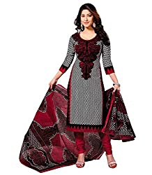 White World Salwar Suits for women