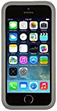 Speck Mighty Shell Case for Apple iPhone 5/5S - Clear/Grey