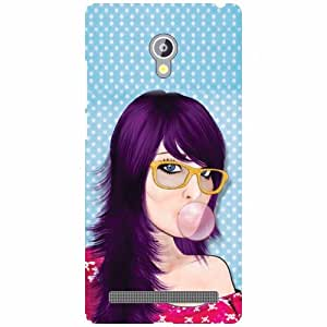 Asus Zenfone 6 A601CG Back cover - Chewing Gum Designer cases