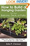 How to Build a Hanging Garden for you...