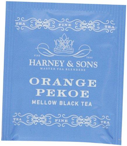 Harney & Sons Orange Pekoe Tea, 50 Tea Bags