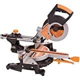 Evolution RAGE3-S300 110V 210mm Multipurpose Sliding Mitre Saw