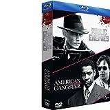 echange, troc Public Enemies + American Gangster [Blu-ray]