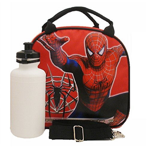 Spider-man 3 Lunch Bag with Water Bottle - 1