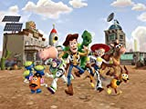 Toy Story Papier