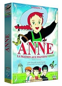 Anne la maison aux pignons verts saison 1 dvd for Anne la maison aux pignons verts livre en ligne