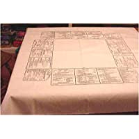 Bridge Coaching Tablecloth