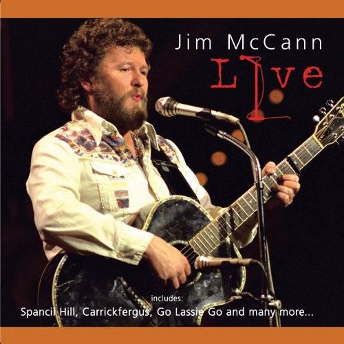 JIM MCCANN : LIVE