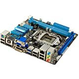 Asus P8H77-I Mainboard Sockel 1155 (ITX, Intel H77, 16x PCIe, 4x USB 3.0)