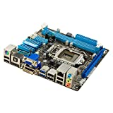 Asus P8H77-I Motherboard (Socket 1155, Intel H77, Dual Channel DDR3, S-ATA 600, Mini ITX, PCI Express 3.0, USB 3.0 Boost)