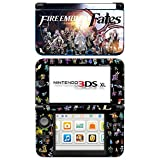 Fire Emblem Fates Game Skin for Nintendo 3DS XL Console by Skinhub
