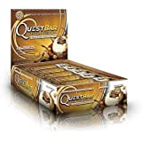 Quest Bar Chocolate Peanut Butter - 2pack( Box of 12, 25.44 oz each)