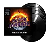 The Ultimate Collection: 4LP Vinyl set - UK Edition