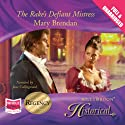 Rake's Defiant Mistress Audiobook by Mary Brendon Narrated by Jane Collingwood