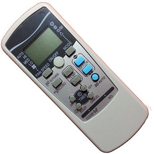 Generic Replacement Air Conditioner Remote Control for Mitsubishi Air Conditioner Remote Control Rkx502a001 Rkx502a001g Rkx502a001c Rkx502a001b Rkx502a001f Rkx502a001* (Mitsubishi Room Air Conditioner compare prices)