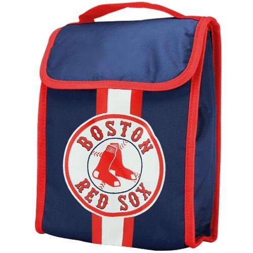 MLB Boston Red Sox Velcro Lunch Bag - 1
