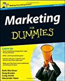Marketing For Dummies by Mortimer, Ruth, Brooks, Gregory, Smith, Craig, Hiam, Alexand (2012) Paperback