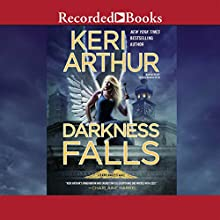 Darkness Falls (       UNABRIDGED) by Keri Arthur Narrated by Saskia Maarleveld