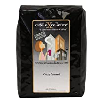 Cafe Exellence Crazy Caramel Gourmet Flavoured Coffee