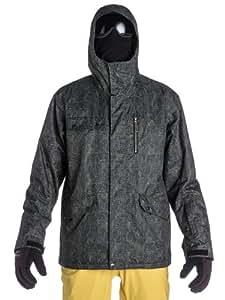 Snow Jacket Men Quiksilver Raft 10K Jacket