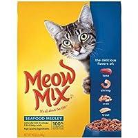 Meow Mix Seafood Medley Dry Cat Food, 14.2 lb - Manufacturer: Meow Mix - Model: 8292745229