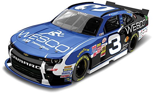 Lionel Racing NX35821WETD Ty Dillon #3 Wesco 2015 Chevrolet Camaro INFINITY NASCAR Series Diecast Car 1:24 Scale ARC HOTO Official Die-cast of NASCAR Vehicle