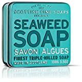 Scottish Fine Soaps Seaweed Soap 100g in Tin