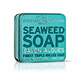 Scottish Fine Soaps Vintage Fragrances Soaps In A Tin Seaweed