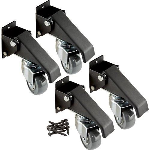 Rockler Workbench Caster Kit, 4 Pack